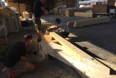 Lavorazioni Carpenteria